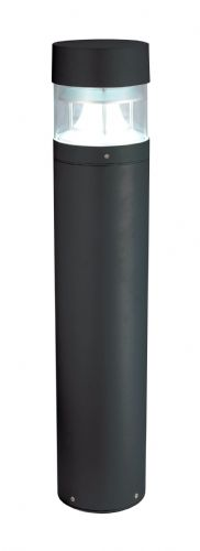 Outdoor Bollard Zone IP65 20W Black 13822